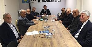 İYİ Parti İl Danışma Kurulu Toplandı