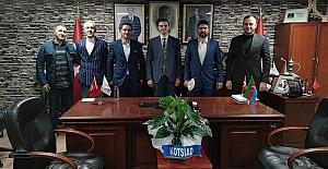 KOTSİAD YÖNETİMİ KURT#039;U TEBRİK...