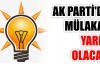 AKP'DE MÜLAKAT YARIN OLACAK