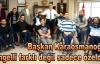 Başkan Karaosmanoğlu, ''Engelli farklı değil sadece özeldir''