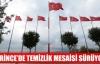 DERİNCE'DE TEMİZLİK MESAİSİ SÜRÜYOR