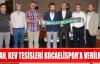 DOĞAN, KEV TESİSLERİ KOCAELİSPOR'A VERİLMELİ