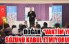 """DOĞAN, VAKTİM YOK SÖZÜNÜ KABUL ETMİYORUM"""""""