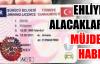 EHLİYET ALACAKLARA MÜJDELİ HABER