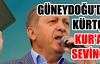 GÜNEYDOĞU'DA KÜRTÇE KUR'AN SEVİNCİ
