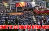 İZMİT'TE 30 BİN KİŞİ İFTAR AÇTI