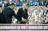 Karaosmanoğlu, AK Parti Kongresi'ne katıldı