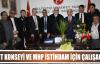 Kent Konseyi ve MHP istihdam İçin çalışacak