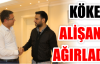 KÖKEN, ALİŞAN'I AĞIRLADI