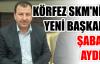 Körfez SKM'ye yeni başkan
