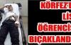 KÖRFEZ'DE LİSE ÖĞRENCİSİ BIÇAKLANDI !