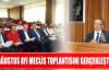KTO AĞUSTOS AYI MECLİS TOPLANTISINI GERÇEKLEŞTİRDİ