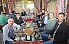 Lastik-İş Sosyal Tesislerinde Ocakbaşı sohbetleri