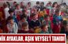 MİNİK AYAKLAR, AŞIK VEYSEL'İ TANIDI