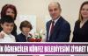 Minik Öğrenciler Körfez Belediyesini Ziyaret Etti
