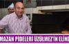 RAMAZAN PİDELERİ ÜZÜLMEZ'İN ELİNDEN