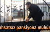 RUHSATSIZ PANSİYONA MÜHÜR