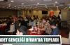 Saadet  Gençliği İl Divan Toplantısı için Körfez'de buluştu