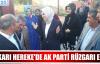 YUKARI HEREKE'DE AK PARTİ RÜZGARI ESTİ