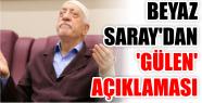 BEYAZ SARAY'DAN 'GÜLEN' AÇIKLAMASI