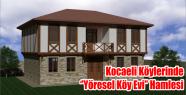 Kocaeli Köylerinde ''Yöresel Köy...