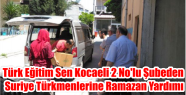 Türk Eğitim Sen Kocaeli 2 No'lu Şubeden...