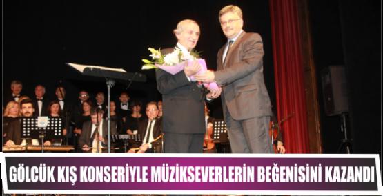 TSM Korosu Kış Konseriyle Müzikseverlerin beğenisini kazandı