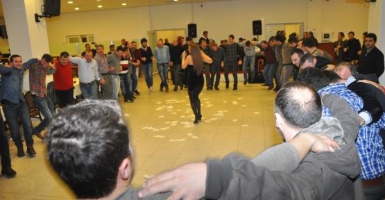 Türk Pirelli işçilerinin çoşkusu