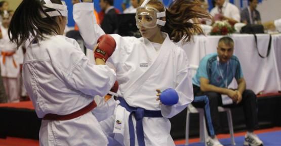 Türkiye Karate Şampiyonası Kocaeli'de
