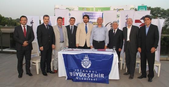 Türkiye Otopark Sektör Birliği kuruldu
