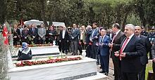 """KÖRFEZ'DE """"ÇANAKKALE ŞEHİTLERİ"""" UNUTULMADI"""
