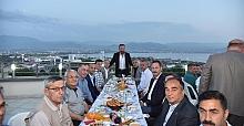 MUHTARLARIN GELENEKSEL İFTARI BELSA'DA