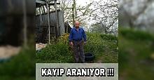 OTOYOL İŞÇİSİ KAYIP..!