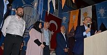 AK PARTİ İZMİT'TEN TOPÇULAR'DA DEV MİTİNG