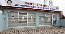 SOKAK HAYVANLARI'NIN DOSTU  'KÖRFEZ BELEDİYESİ'