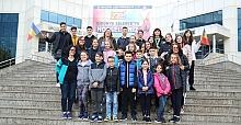 1100 ÇOCUK FESTİVAL İÇİN KOCAELİ'YE GİRİŞ YAPTI