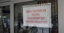 ÖYLE BİR ELEMAN  İLANI ASTI Kİ..!