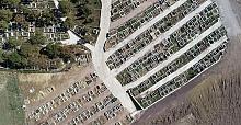 Körfez'de mezarlıklara yeni düzen