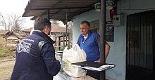 BAŞKAN KOCAMAN'DA 65 YAŞ ÜSTÜNE YAKIN TAKİP