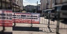 YAVUZ SULTAN SELİM'DE KARANTİNA
