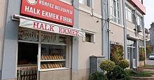 KÖRFEZ'DE 'HALK PİDE' 3 TL'DEN SATILACAK