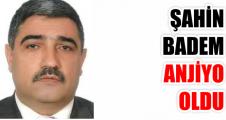 Körfez Belediyesi Yazı İşleri Müdürü anjiyo oldu.