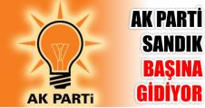 AK Parti sandık başına gidiyor