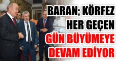 Başkan Baran'dan Çifte Açılış