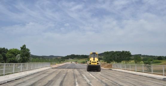 Yulaflı Köprüsü trafiğe açılıyor
