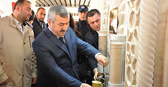 Körfez'de 63 bin litre çorba dağıtıldı.