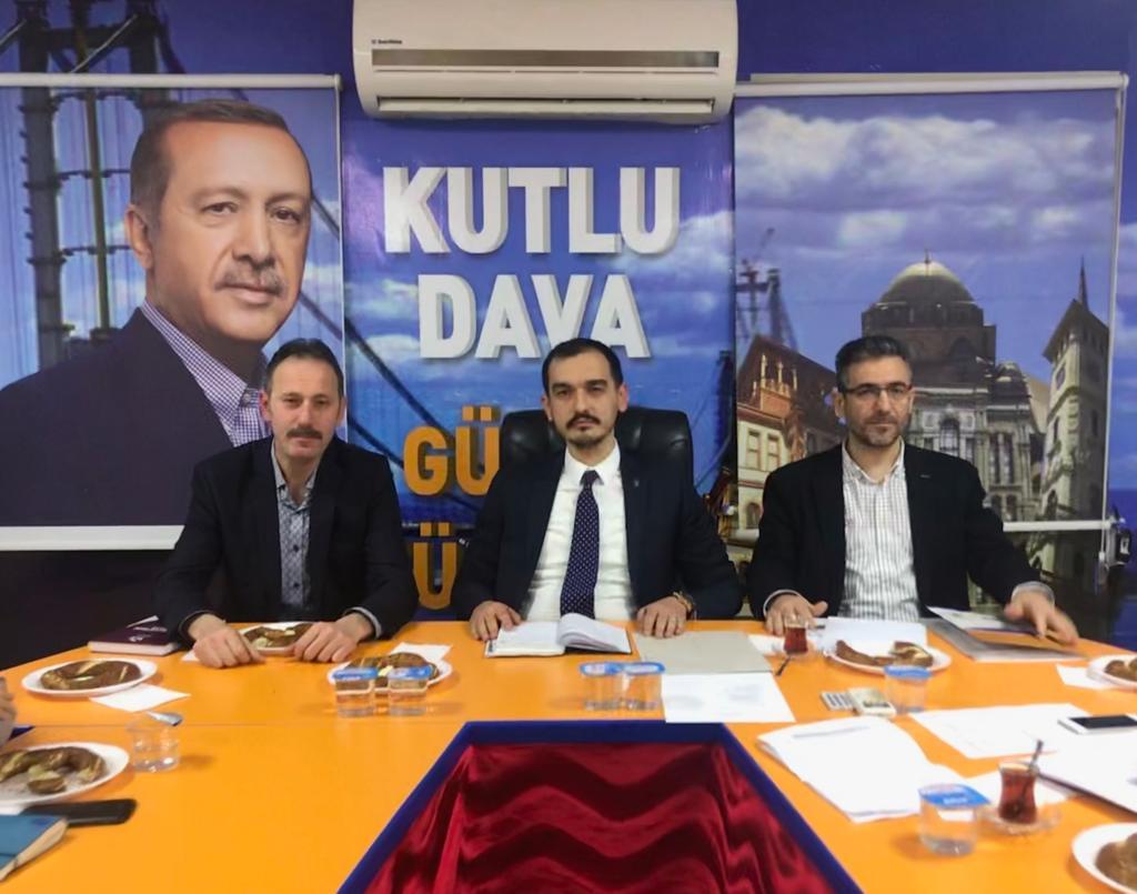 """Güney; """"İzmit'ten Vereceğimiz Destek Ankara'dan Ses Getirecek"""""""