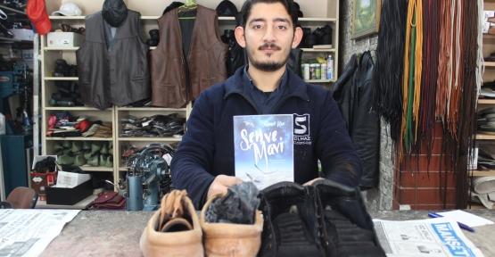 Ayakkabı Tamircisi 2. Şiir Kitabını Çıkarıyor