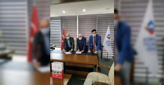 KTO, Safir Koleji İle Protokol İmzaladı
