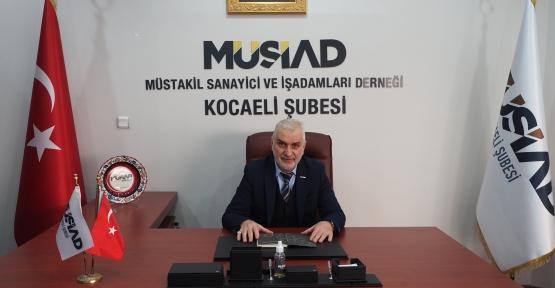 Müsiad Kocaeli Başkanı İsmail Uslu'dan Ramazan Mesajı